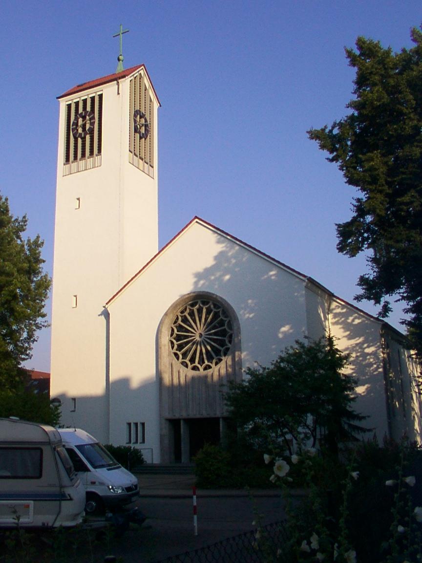 Liste der Kirchen in Bielefeld