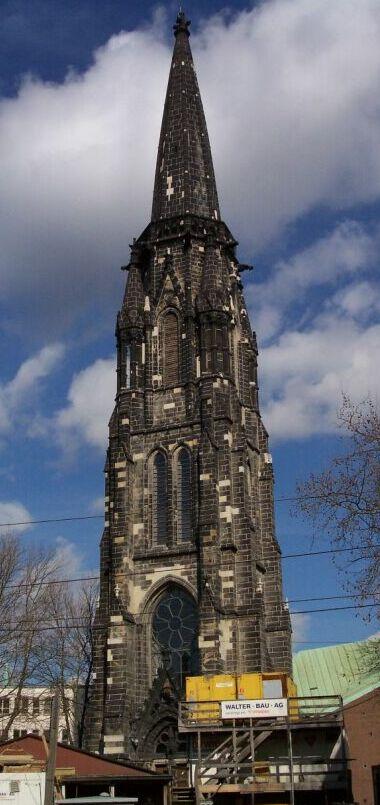 Christuskirche bochum - Architekturburo bochum ...