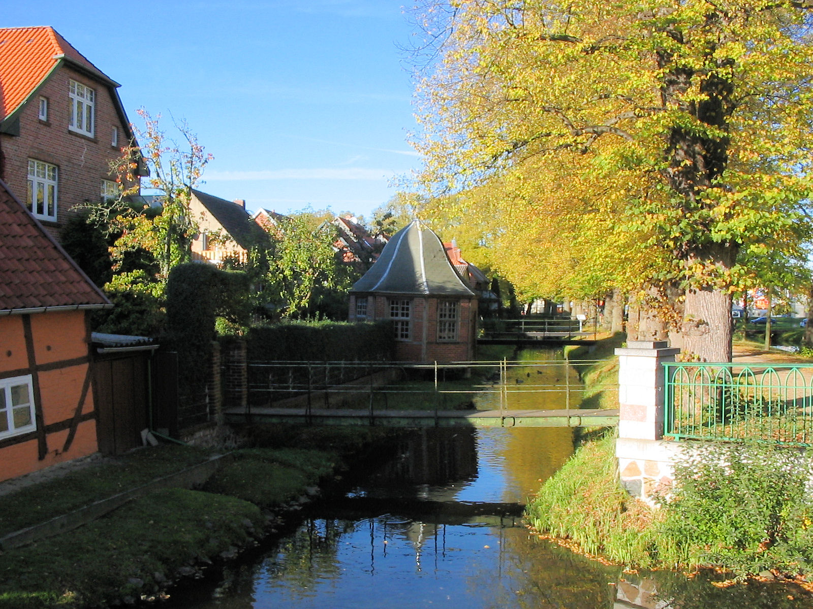 Boizenburg Elbe
