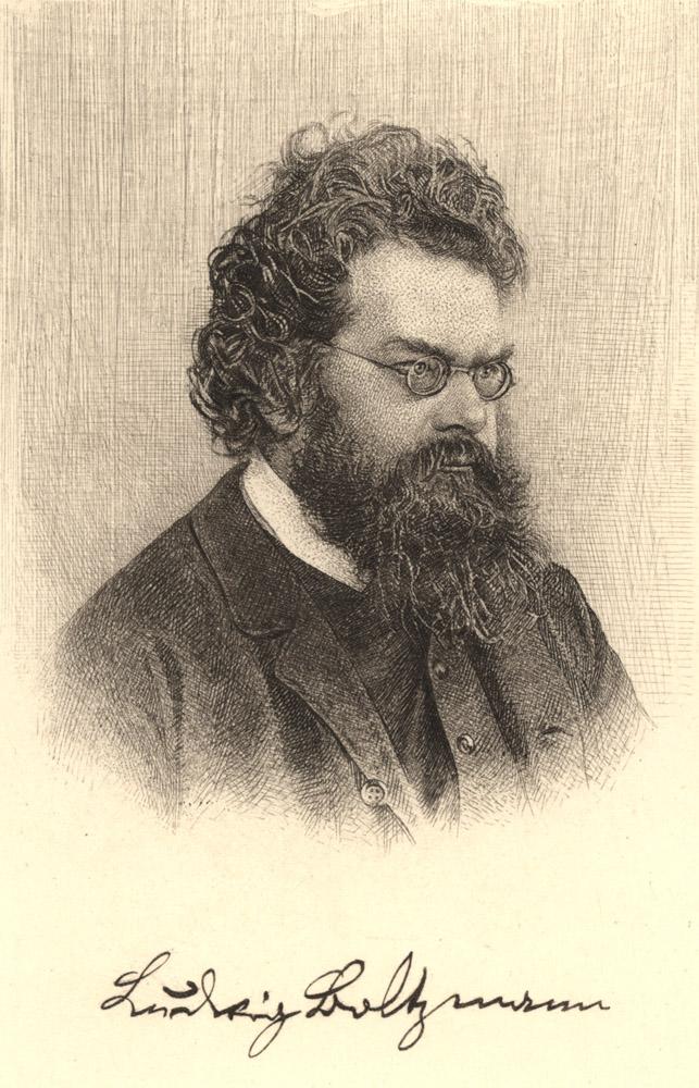ludwig boltzmann biography