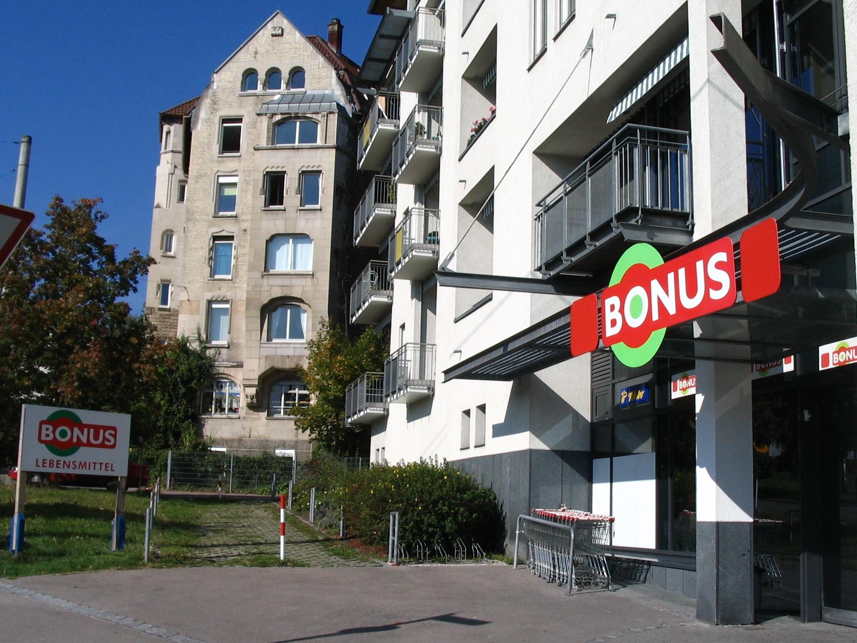 bonus markt