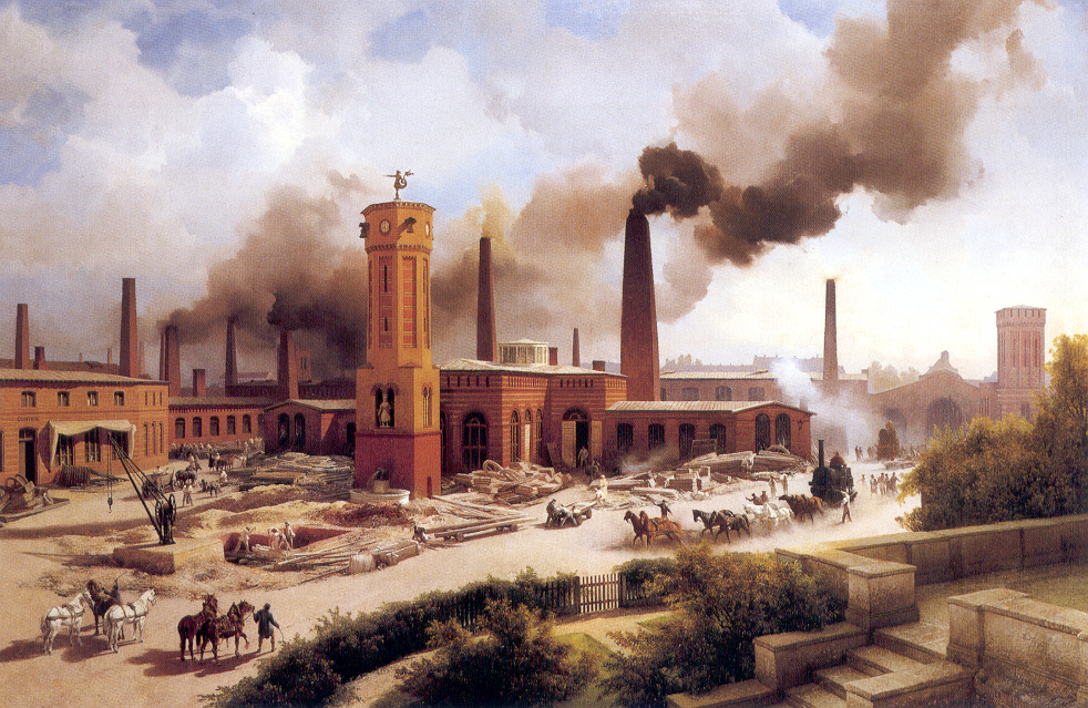 an analysis of the revolution of production in the 18th century and the technological advancement in Japan was the first major non-western nation to take on board the western technological and organizational advances of the century after the first industrial revolution.