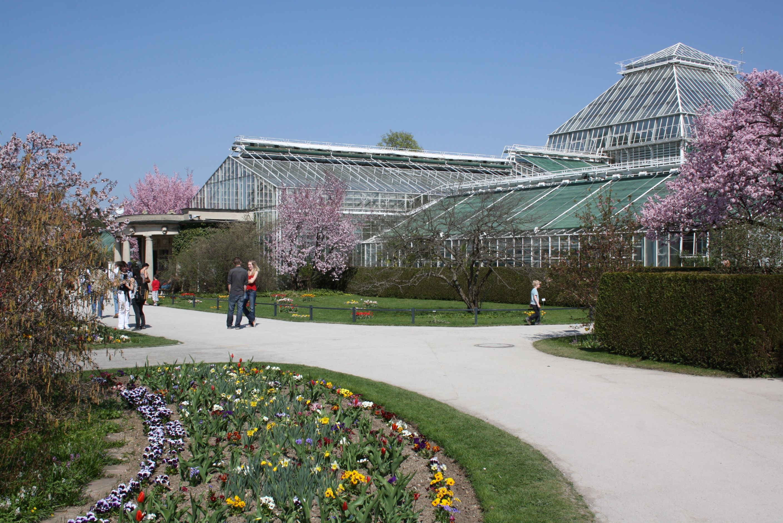 Hochzeit Botanischer Garten Muenchen