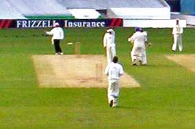 Cricket Regelwerk
