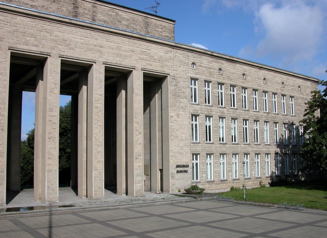Architektur im nationalsozialismus for Architektur 3 reich