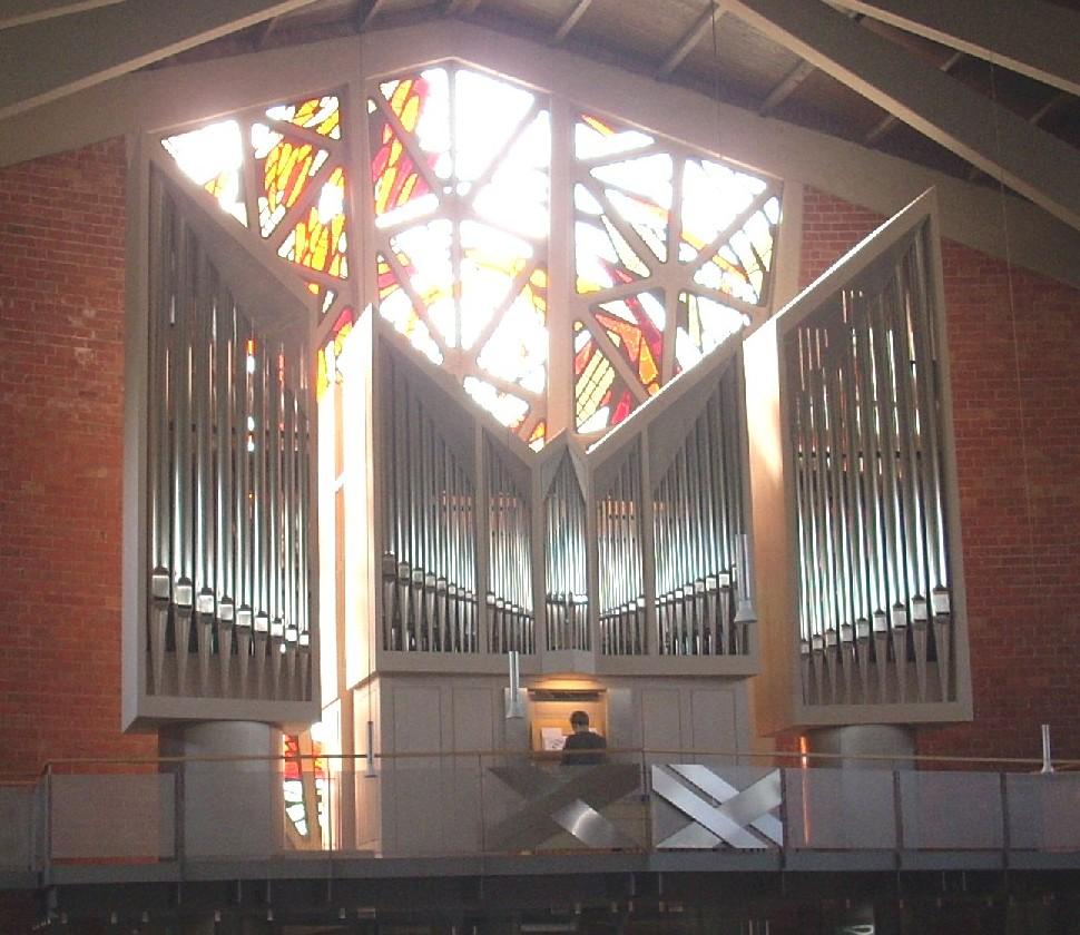 Albertus Magnus Braunschweig liste orgeln in braunschweig