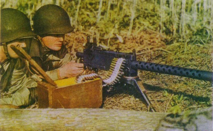 американский пулемет второй мировой покупки необходимо