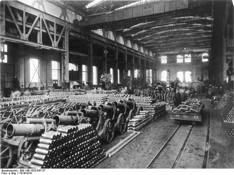 Waffenproduktion
