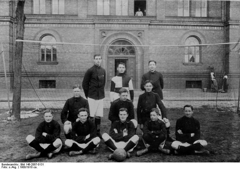 geschichte des fußballs in deutschland