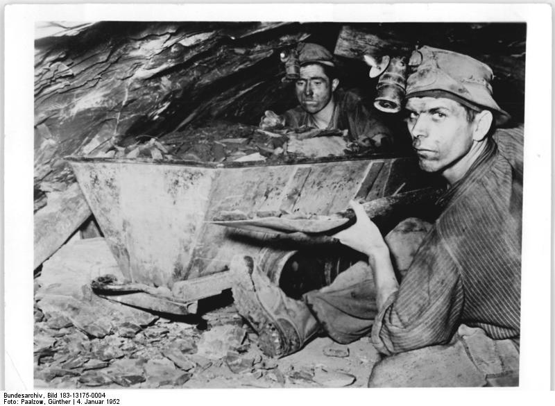 Bergarbeiter