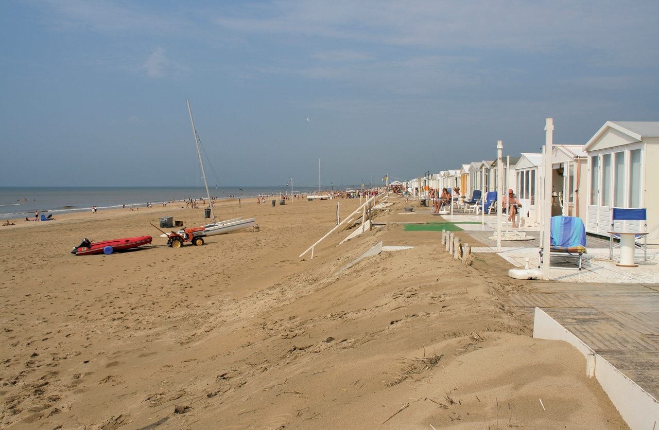 zandvoort holland strand