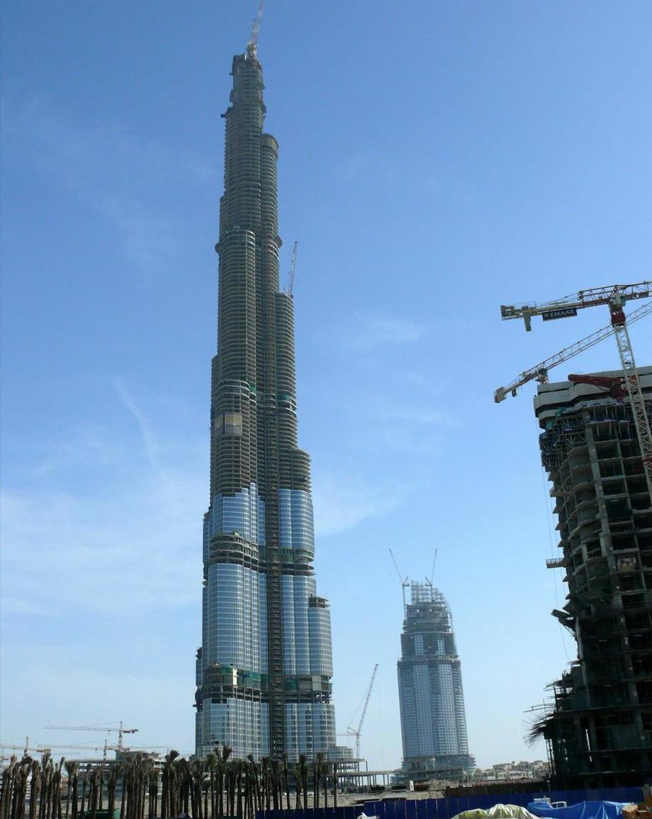 Burj Khalifa By Niklas Wenck On Prezi