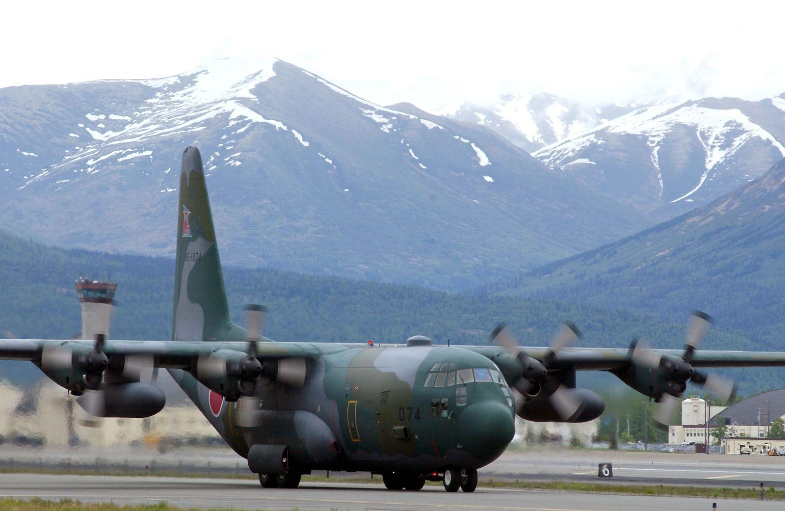 130 Hercules der...C130 Luftwaffe