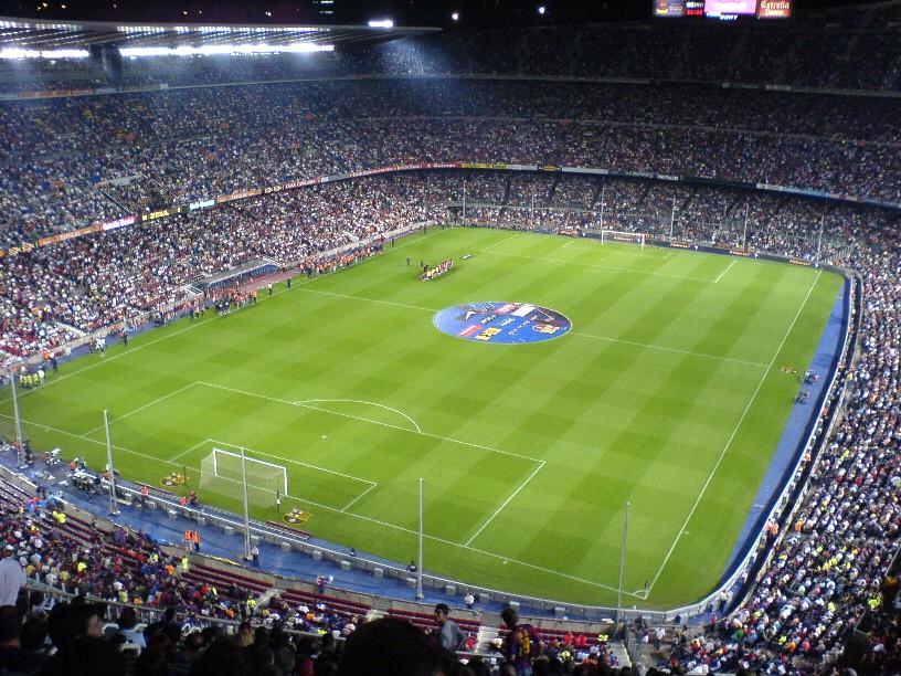 Größtes Stadion In Deutschland