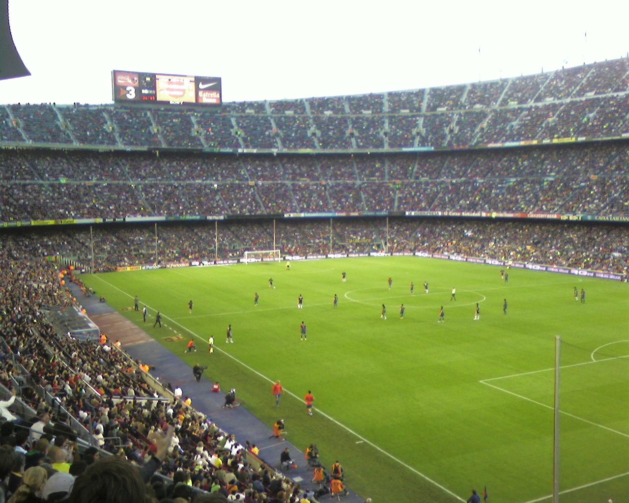 größtes stadion welt