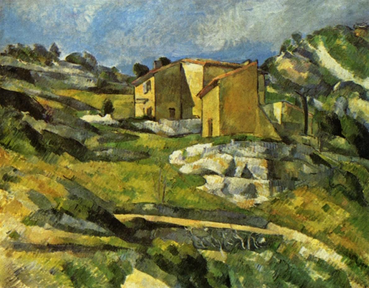Nachimpressionismus for Chambre de commerce marseille rue sainte victoire