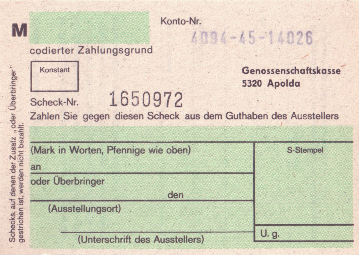 Frustrated by Santander cheque confusion