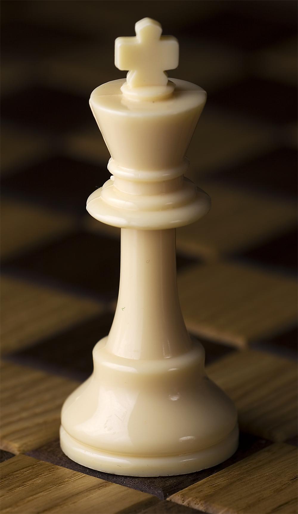 König Beim Schach