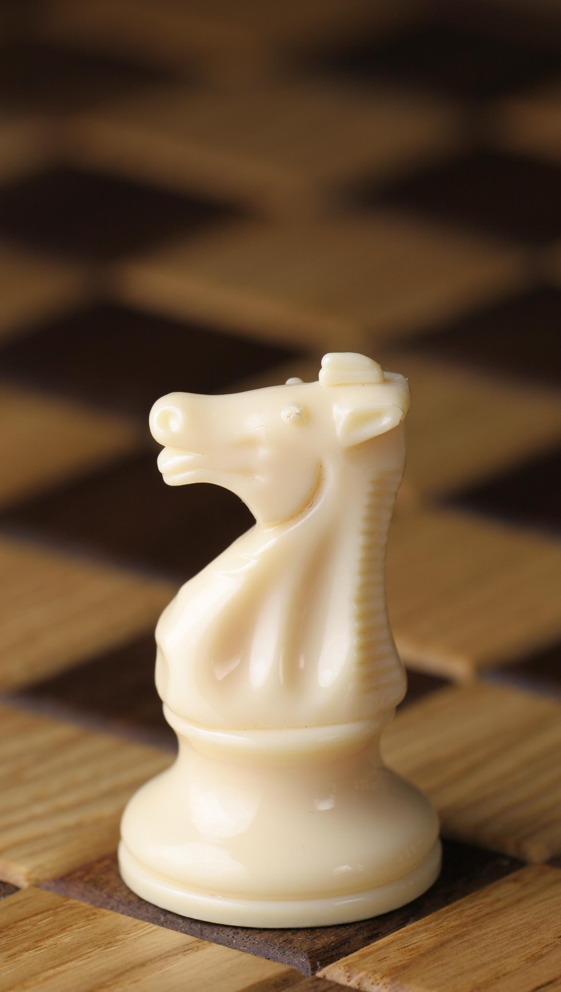 Springer Beim Schach