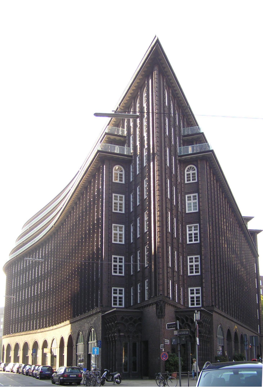 Expressionistische architektur for Architektur chile