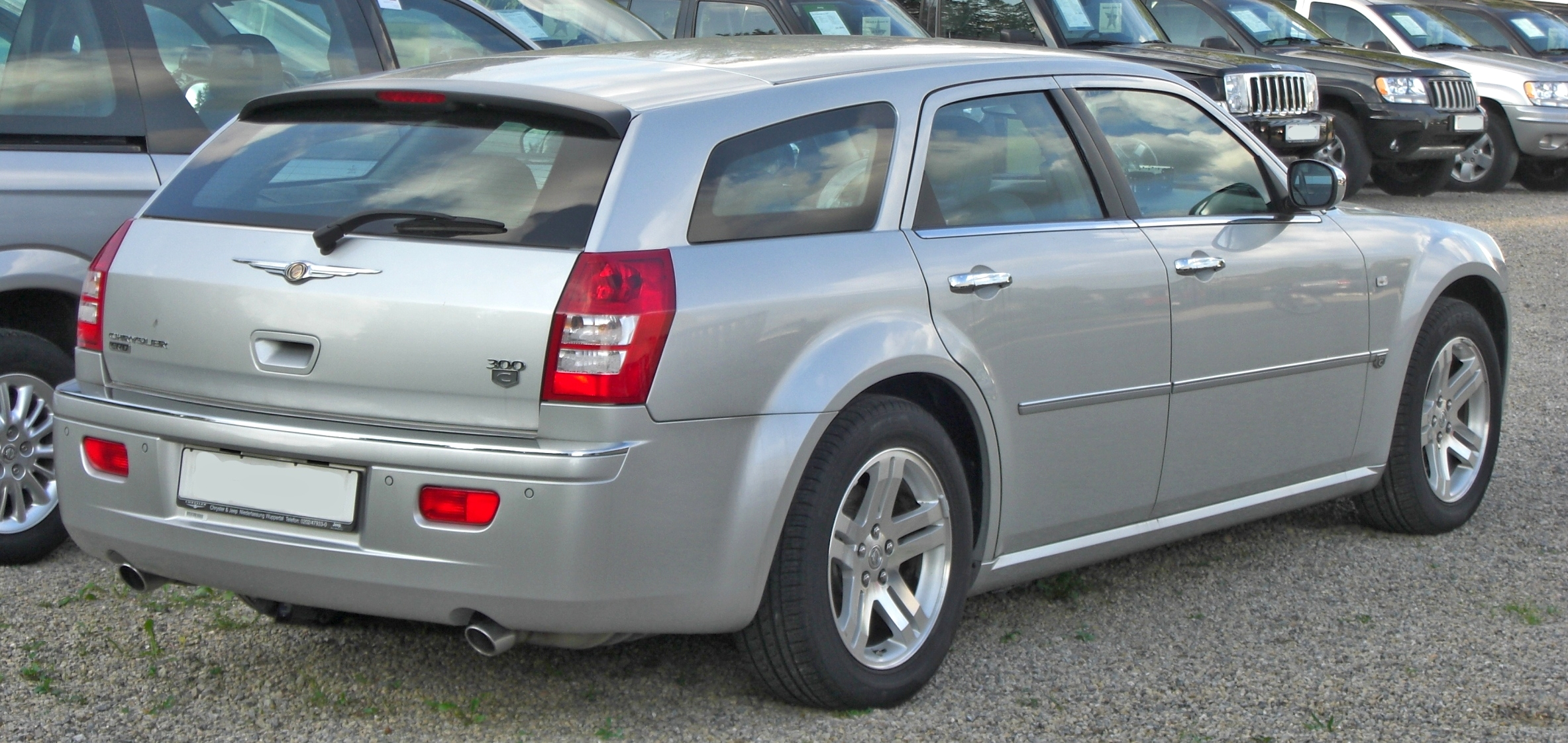 chrysler 300c wagon australia