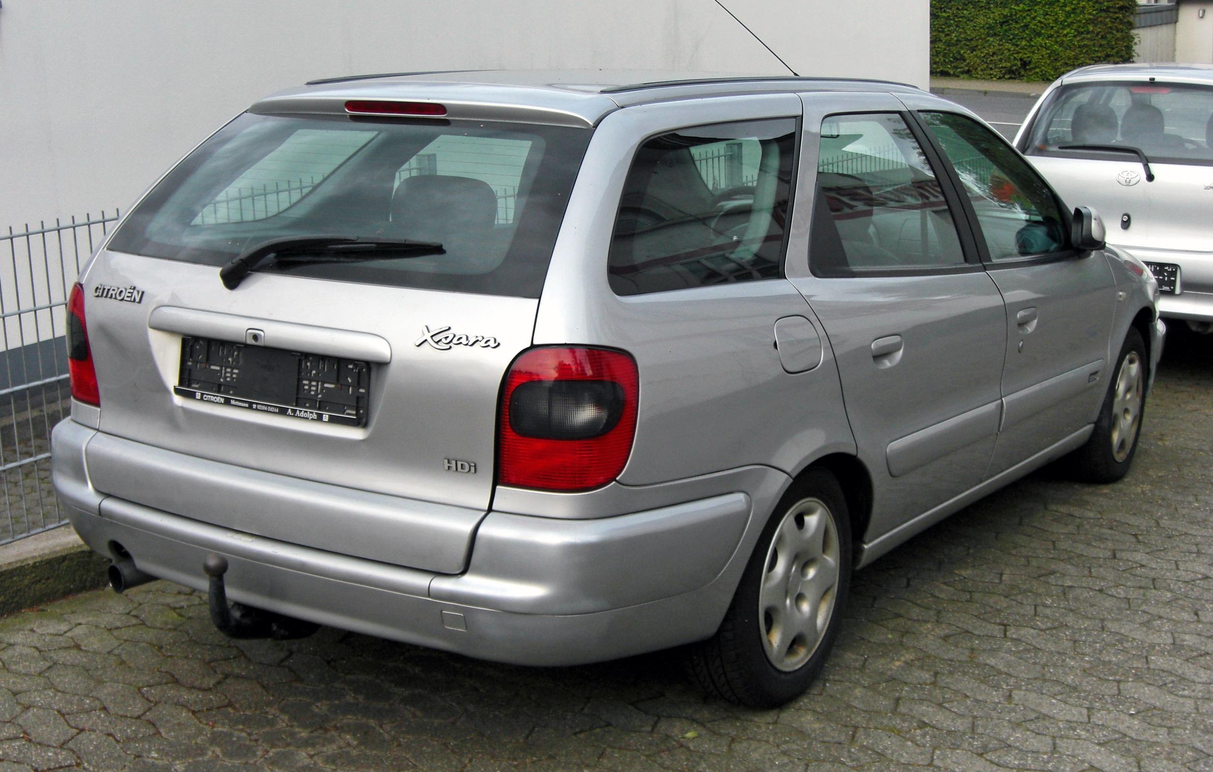 Schema Elettrico Xsara Break : Citroën xsara