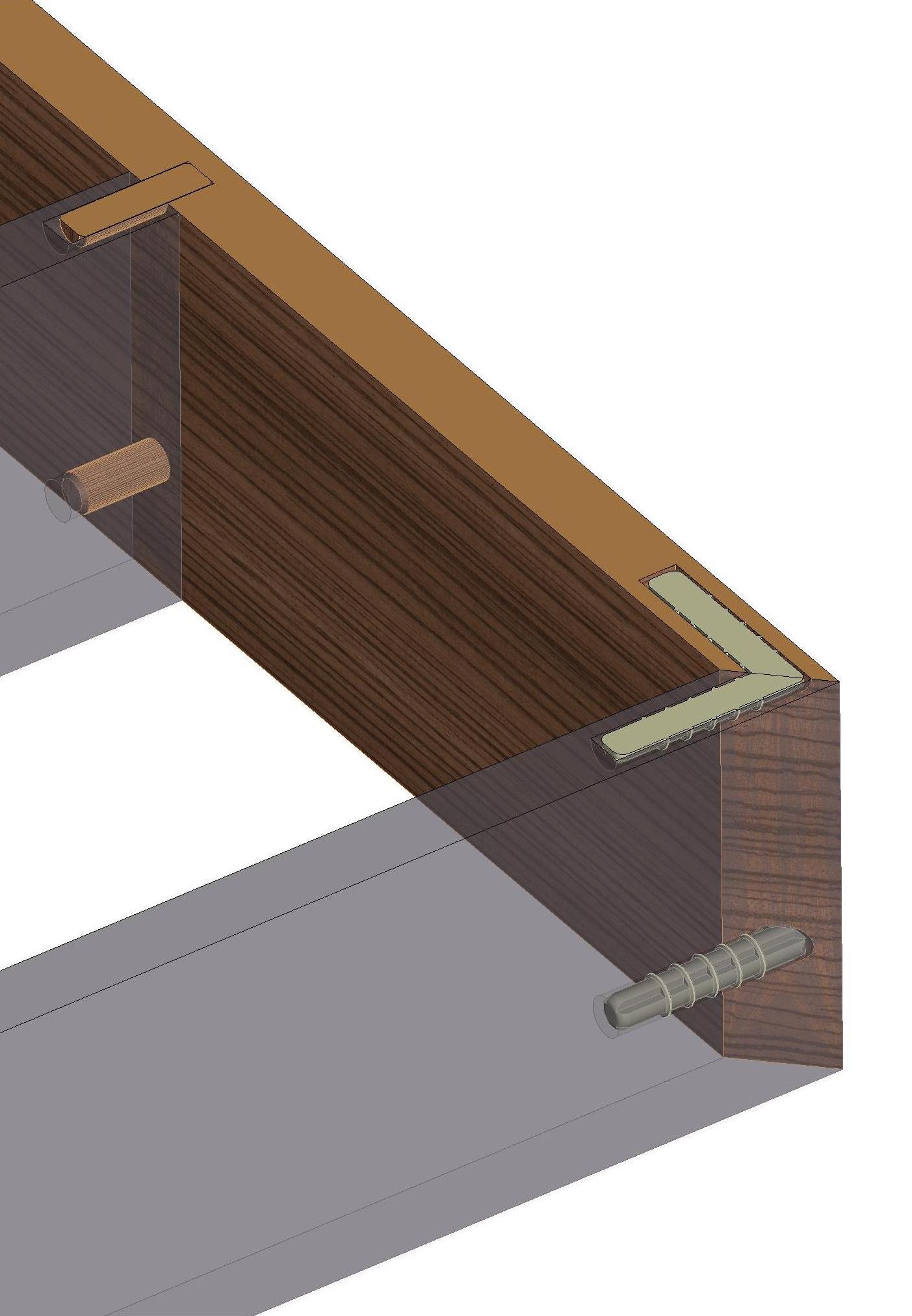 holzverbindung. Black Bedroom Furniture Sets. Home Design Ideas