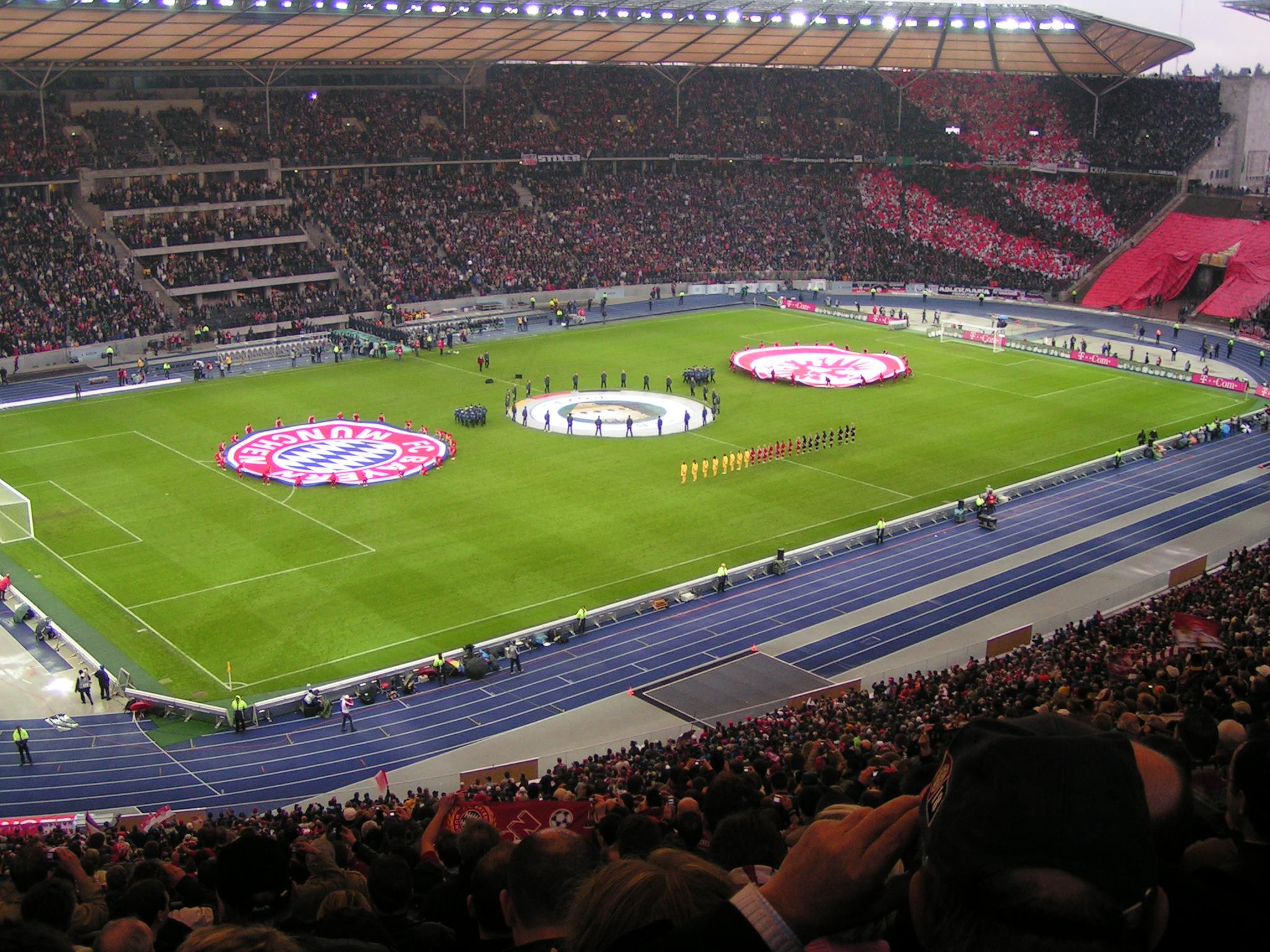 Dfb Pokal Finale Sender