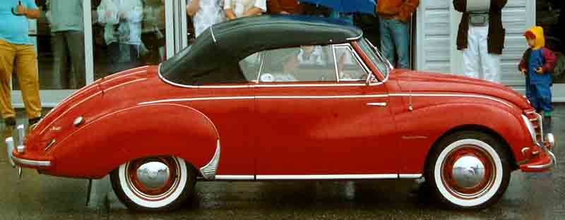 Car Design News  Dkw F9