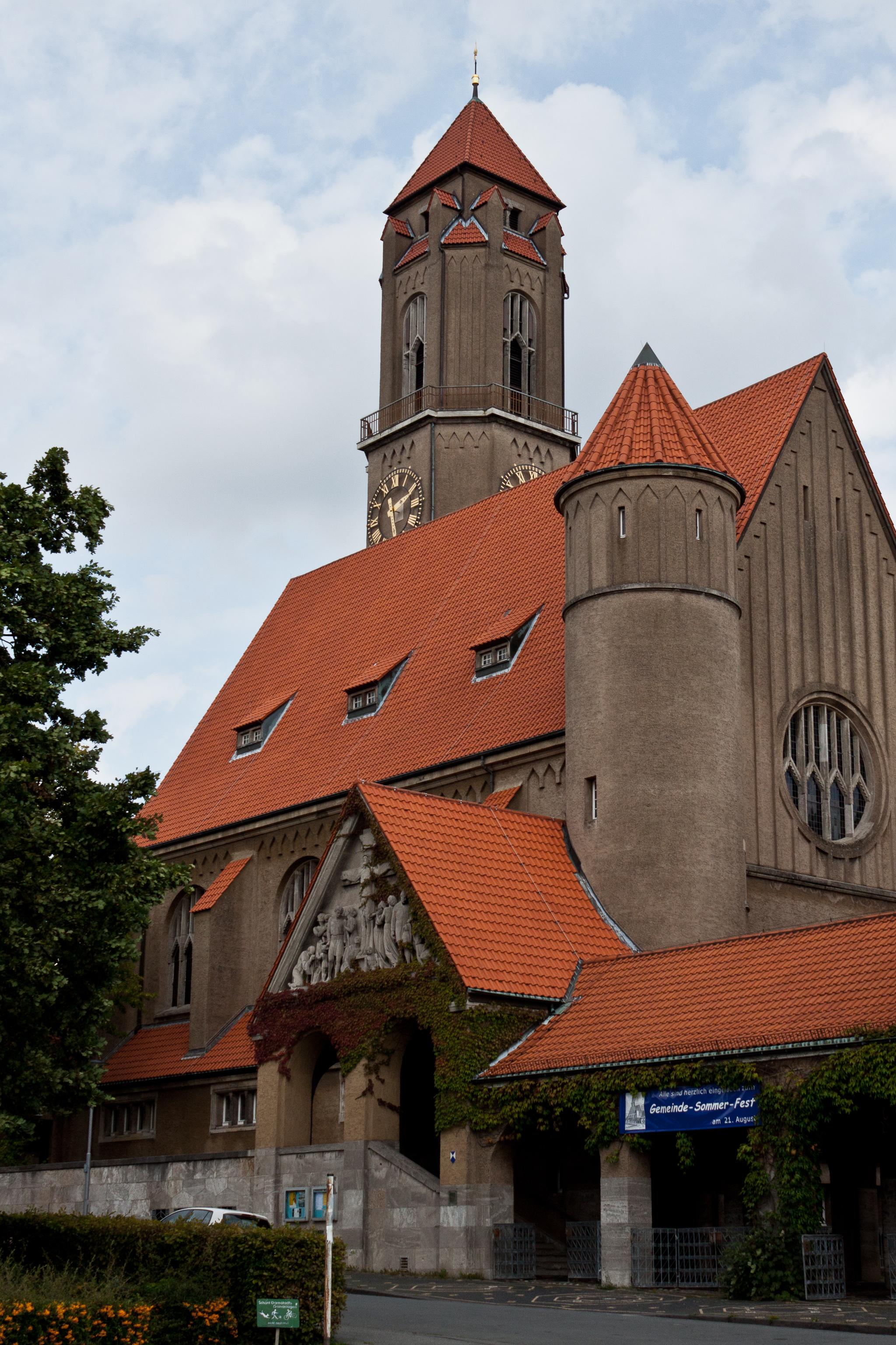 Pauluskirche (Darmstadt)