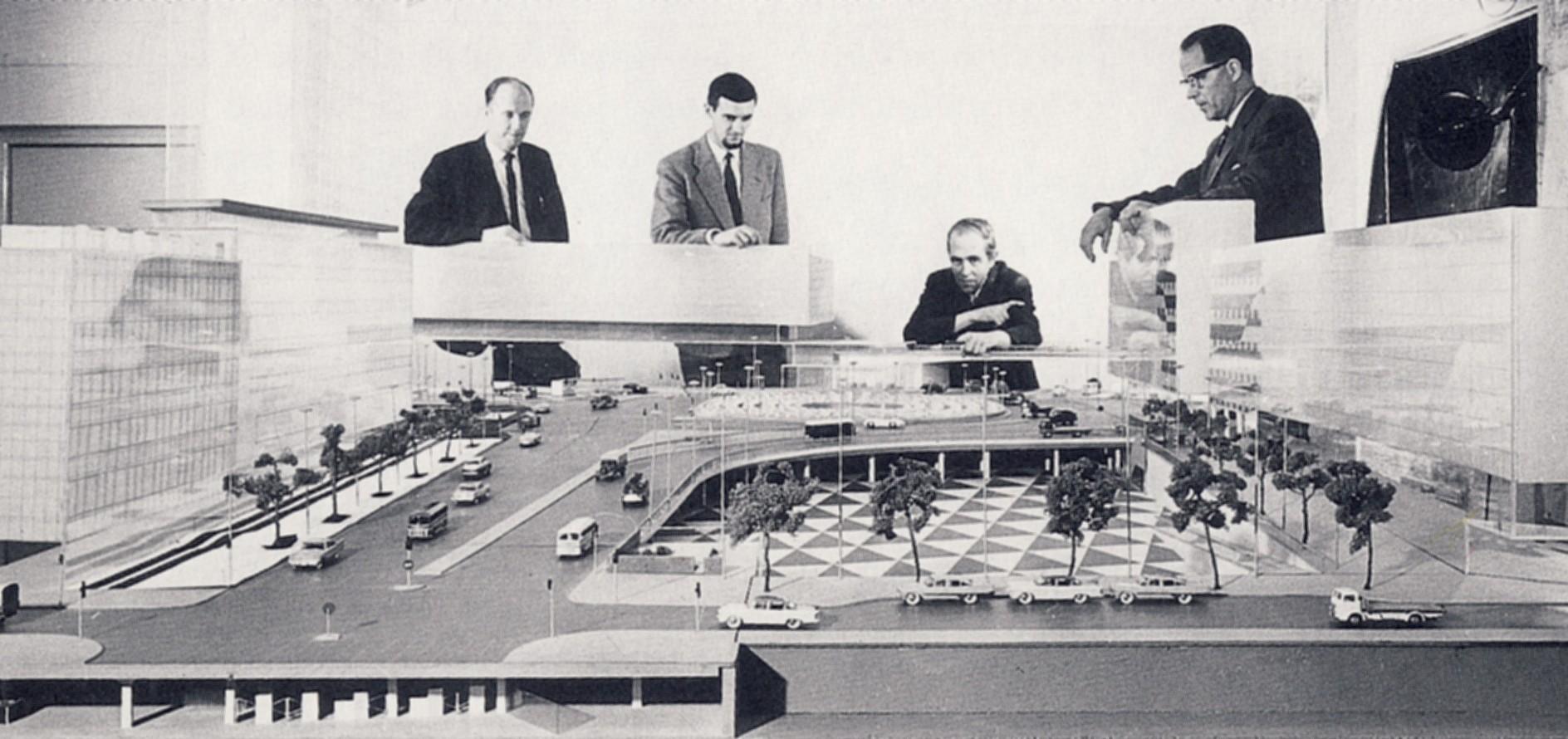 Modell architektur - Architektur plan ...