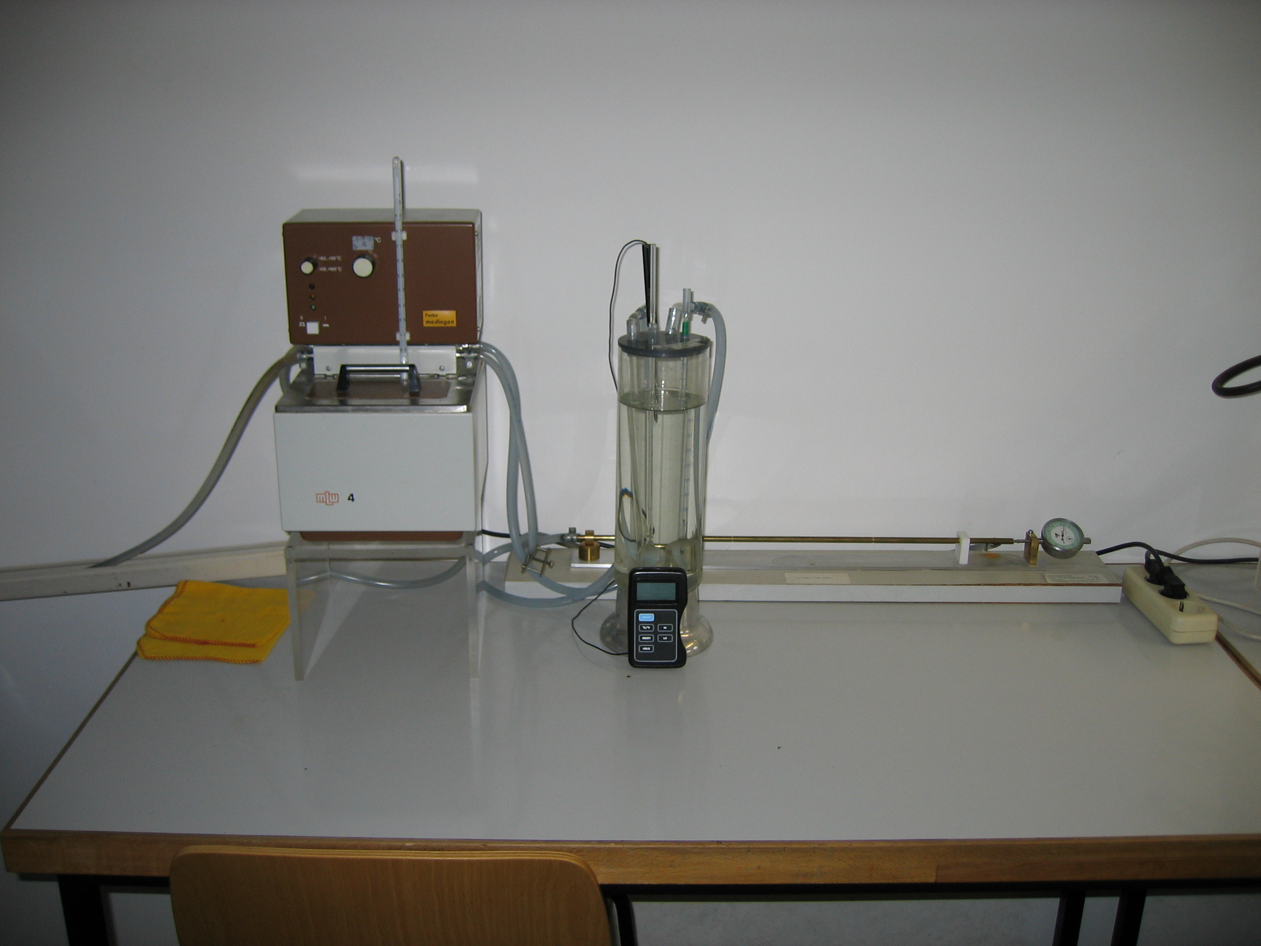 Thermal Expansion of Solid Liquid and Gas