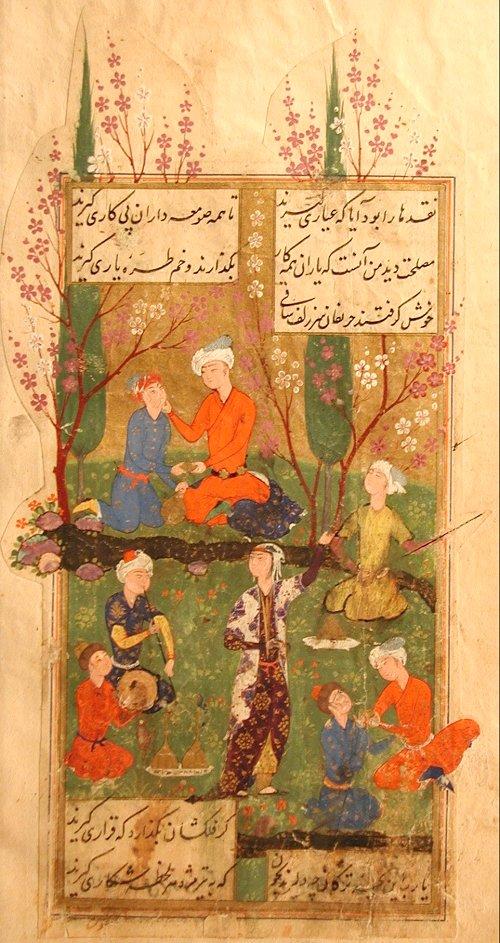 Hafes for Hafiz gedichten