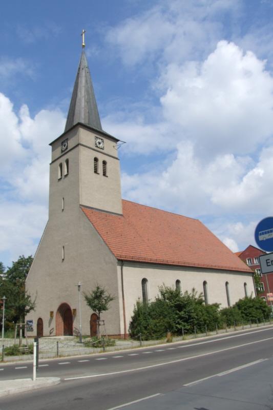 Evangelische Kirche in Deutschland – EKD