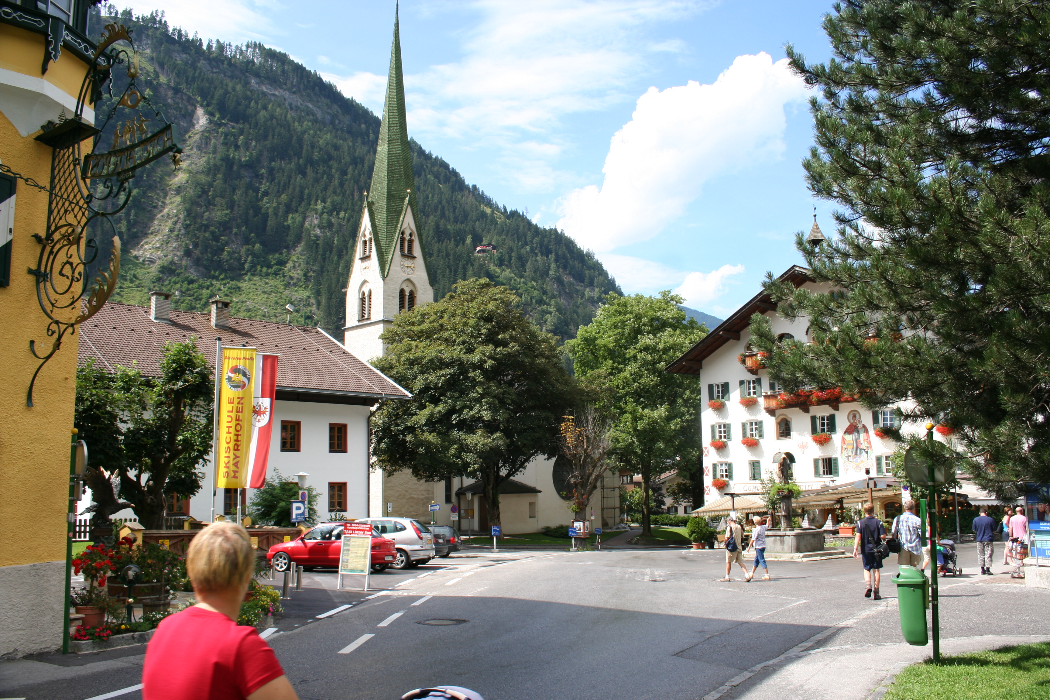 Hotels Kaltenbach Zillertal Osterreich