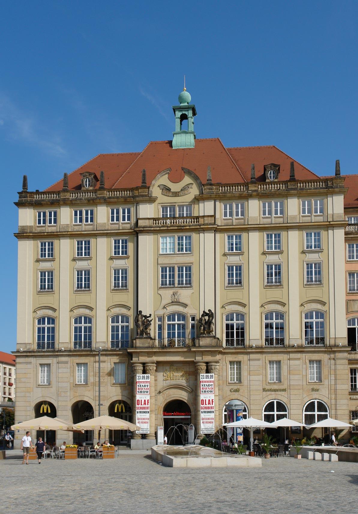 Architektur in dresden - Dresden architektur ...