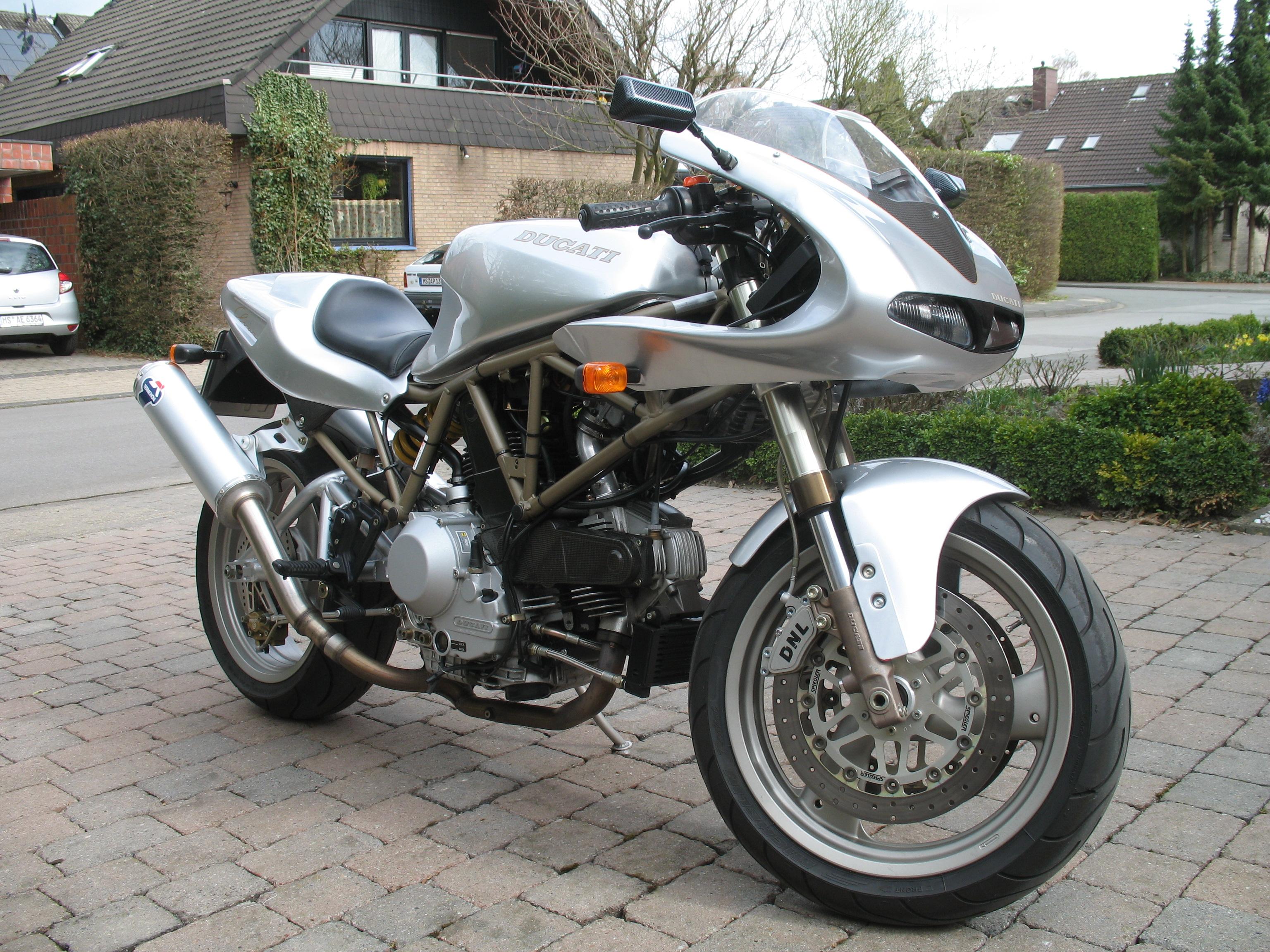 Ducati Ss Ie Streetfighter
