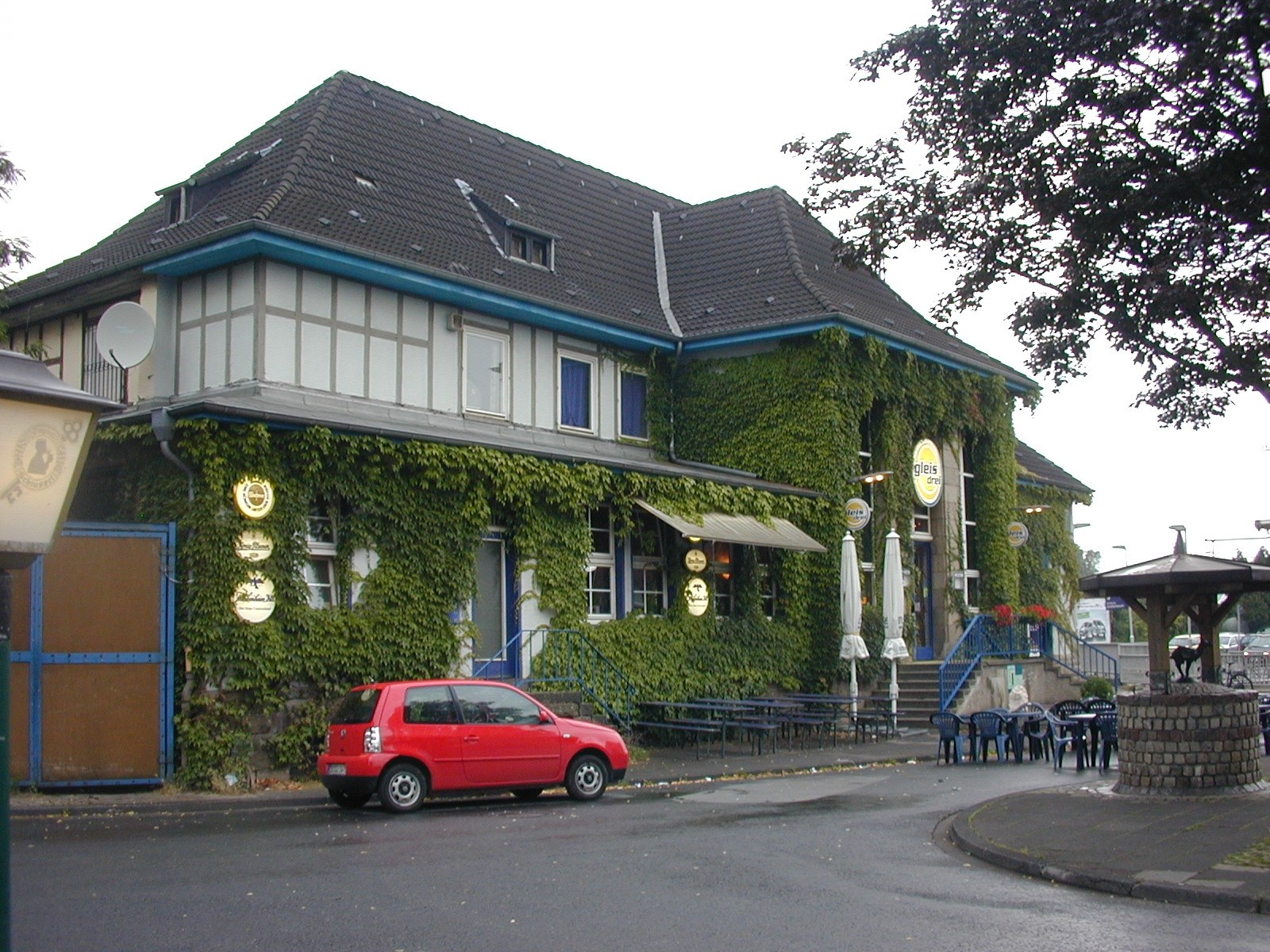 Bahnh Fe In Duisburg