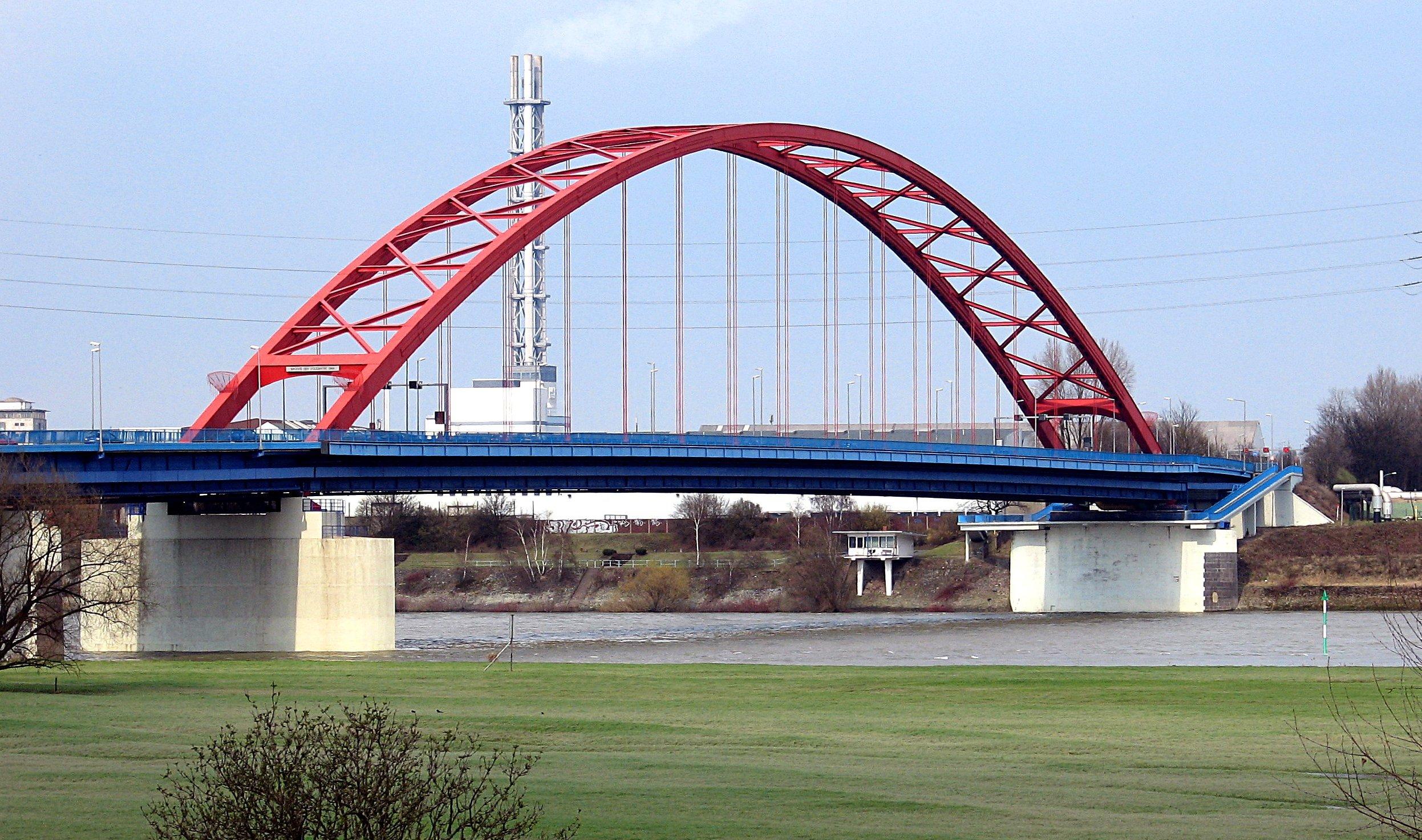 Brücke Der Solidarität Duisburg Sperrung Heute