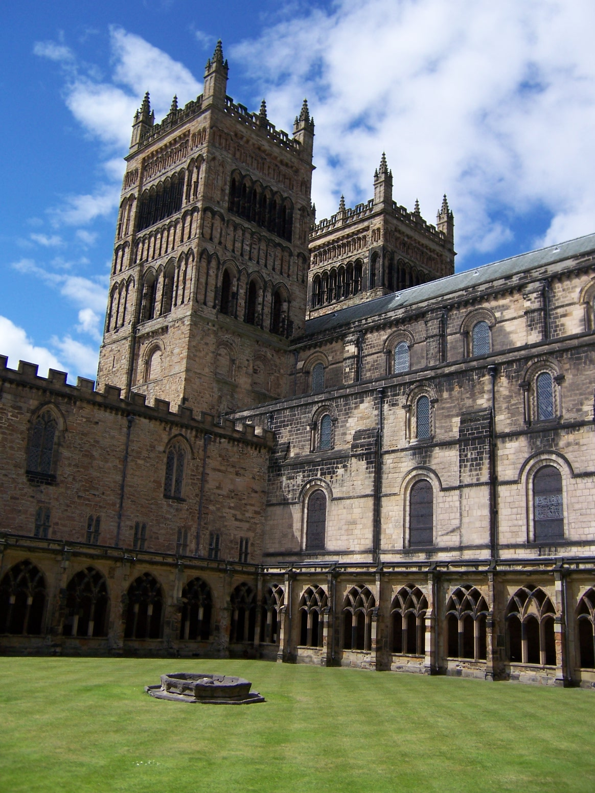 an analysis of the many churches and cathedrals in durham county of england Find free flying buttress essays, term papers there are many churches, cathedrals durham cathedral is located in durham county, england.