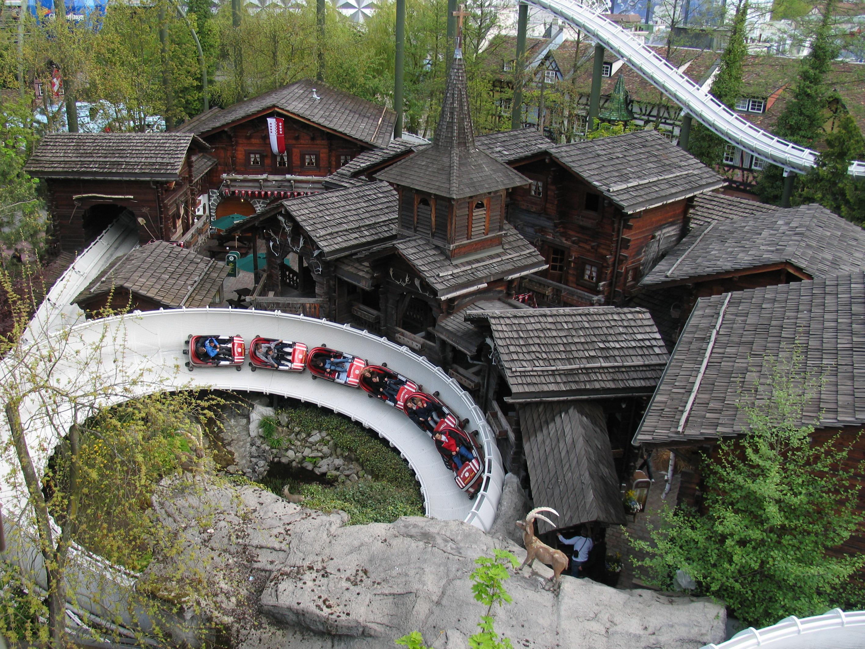 Schweizer Bobbahn (Europa-Park)