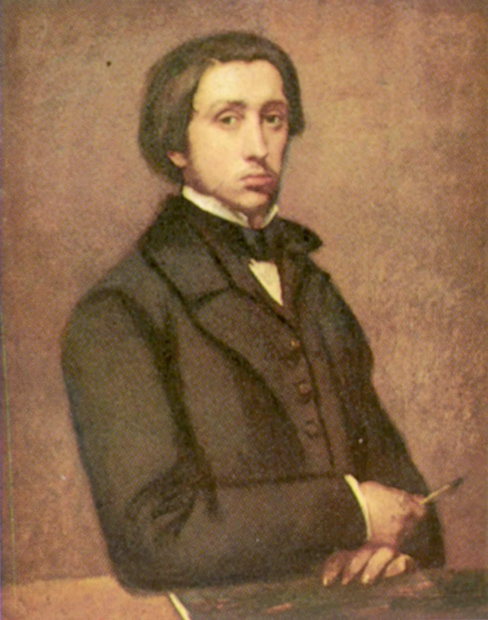 Hilaire-Germain-Edgar Degas