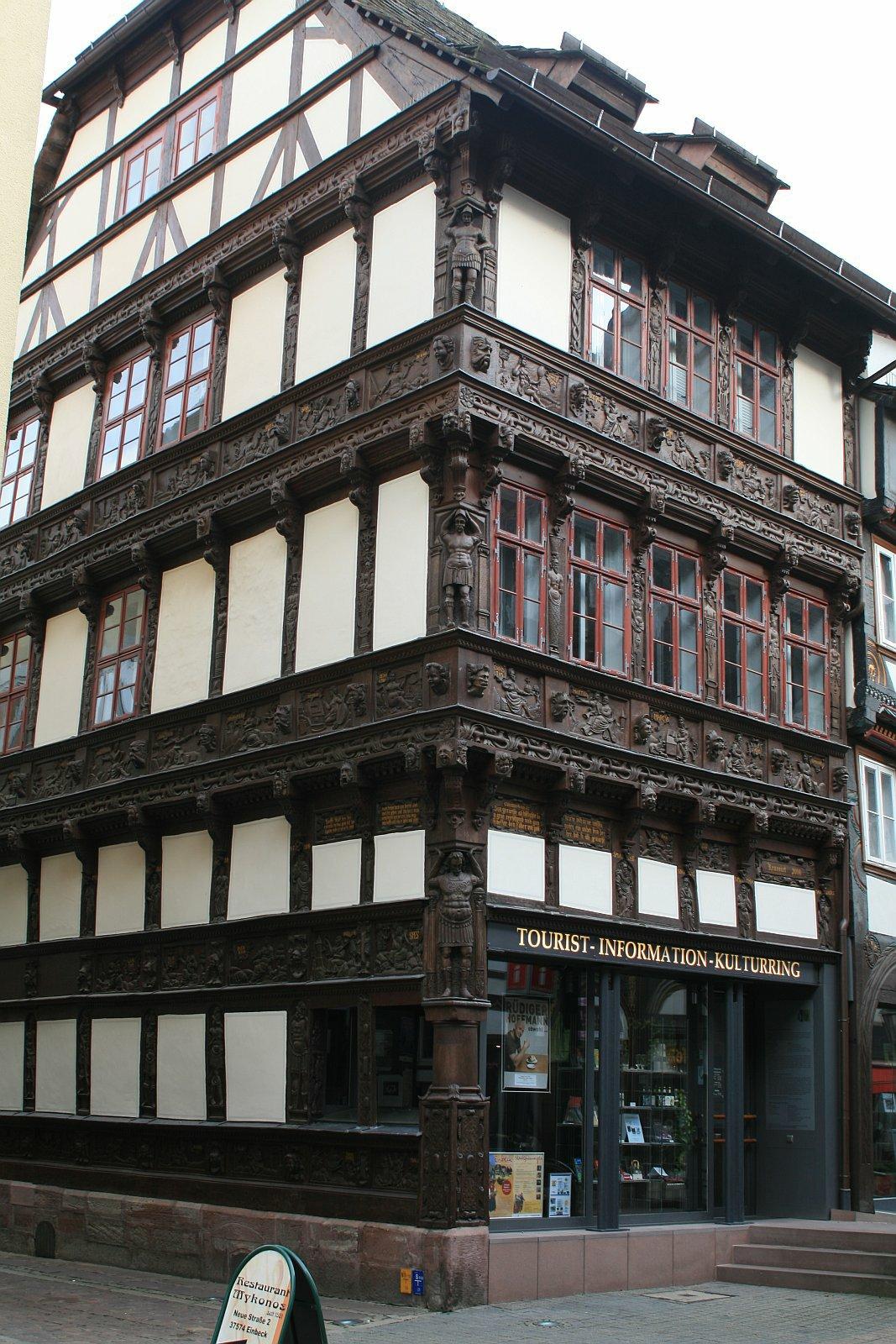 Weserrenaissance - Haus 69 ...