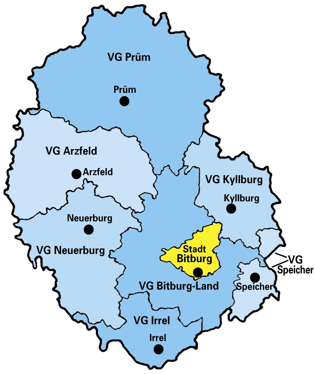Kreis Bitburg
