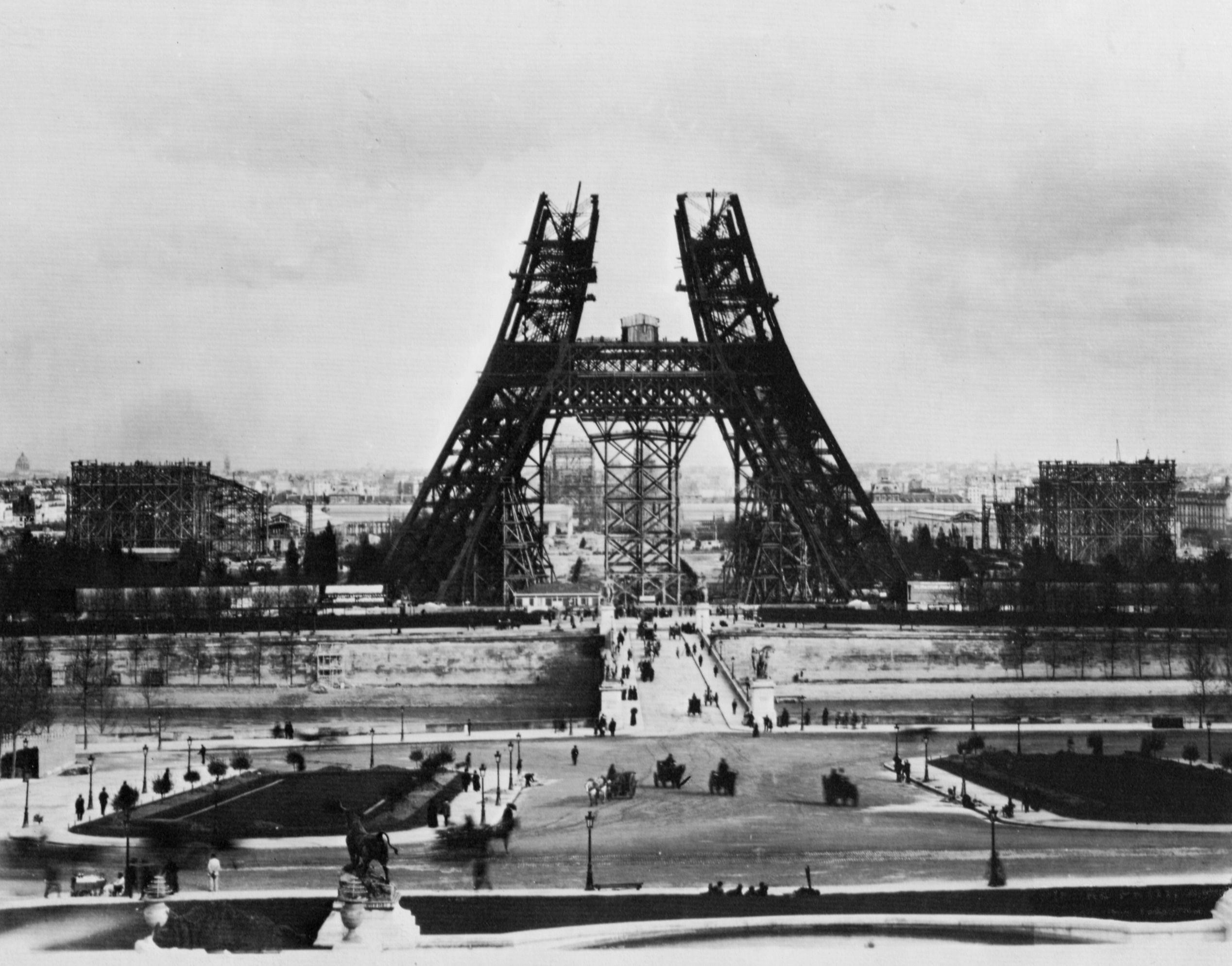 Eiffelturm 1948