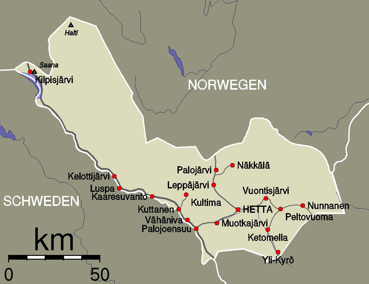 Sturmbock-Stellung Finnland