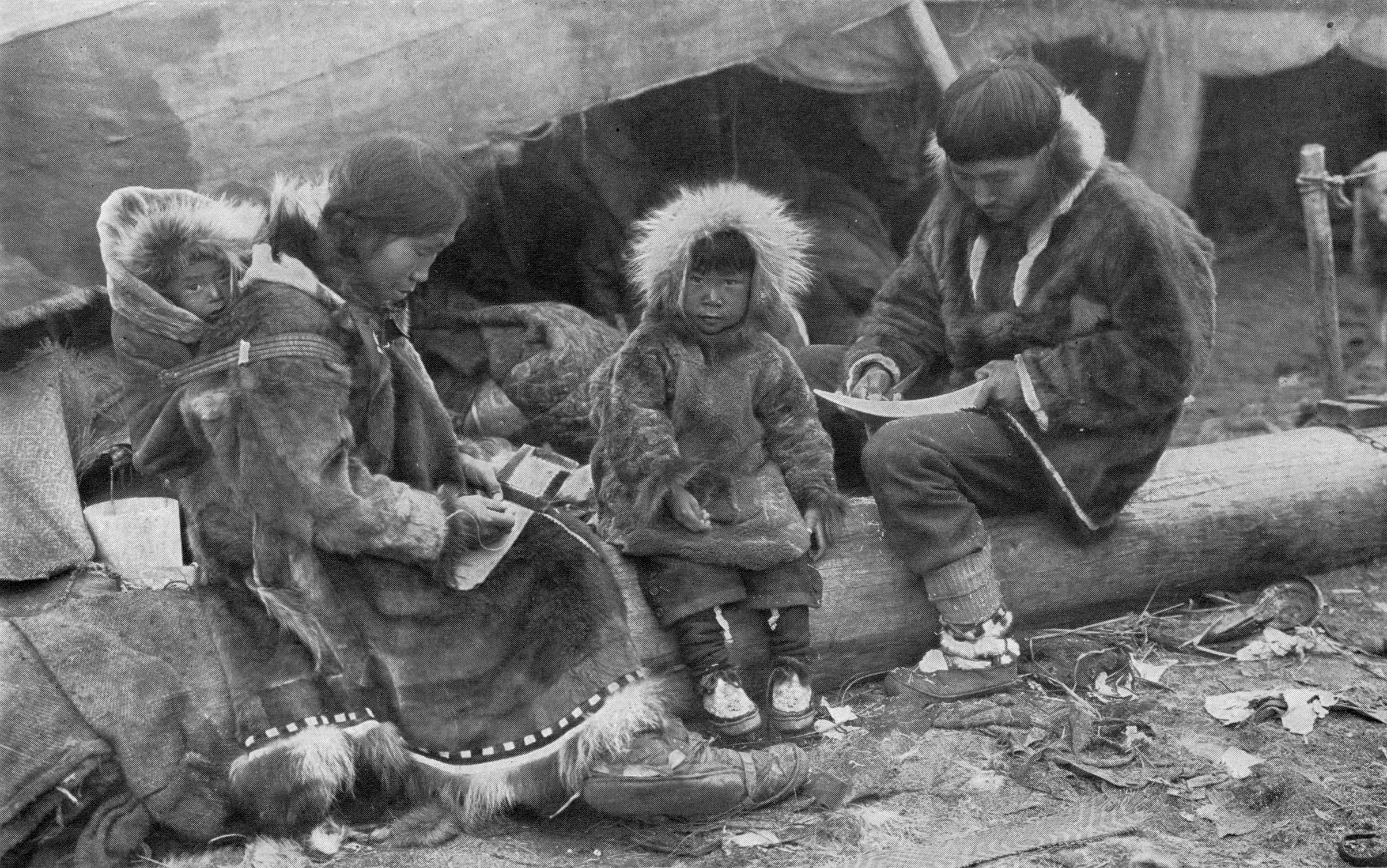 Apostel Der Eskimos