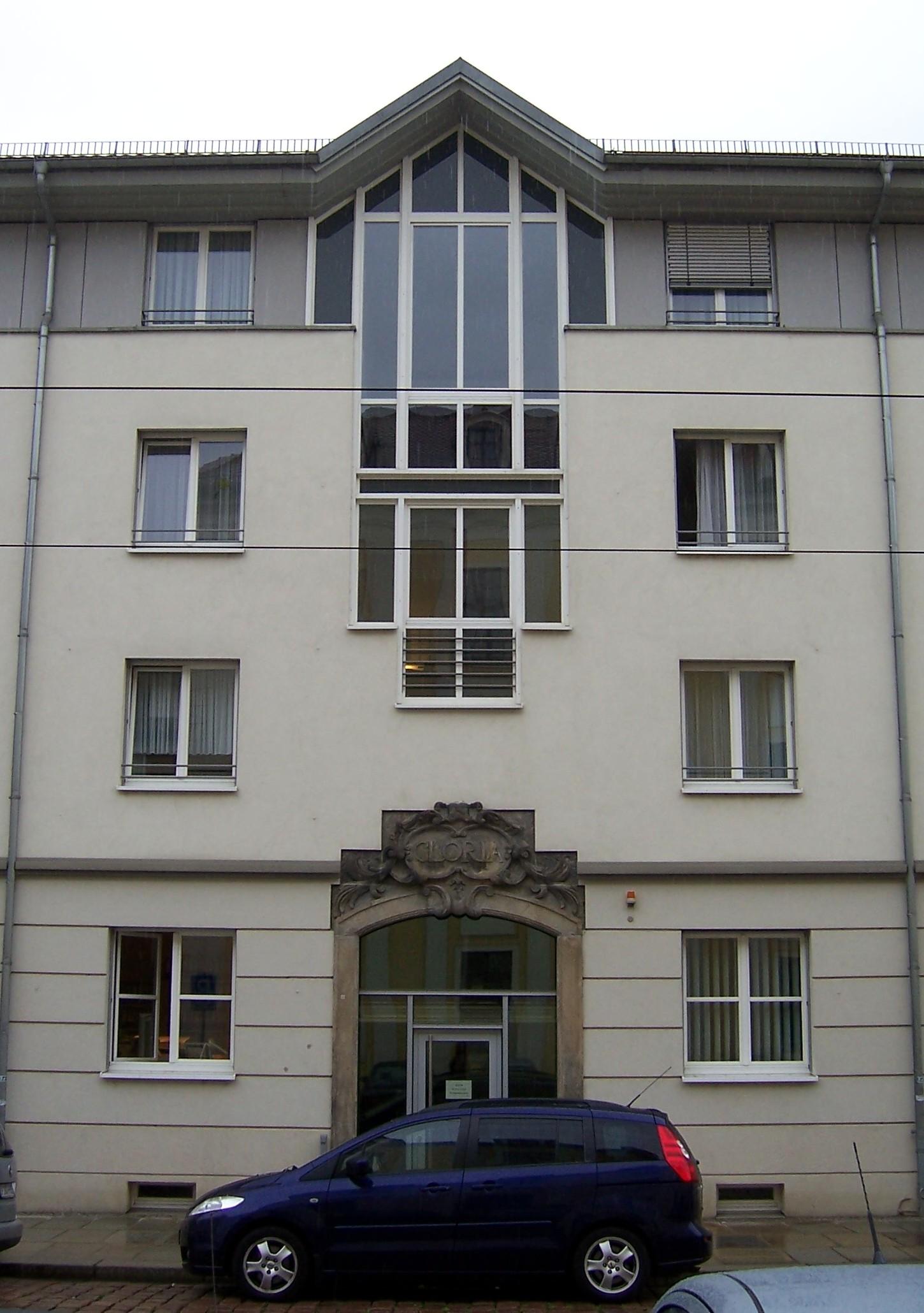 Liste der barockbauten in dresden - Haus 69 ...