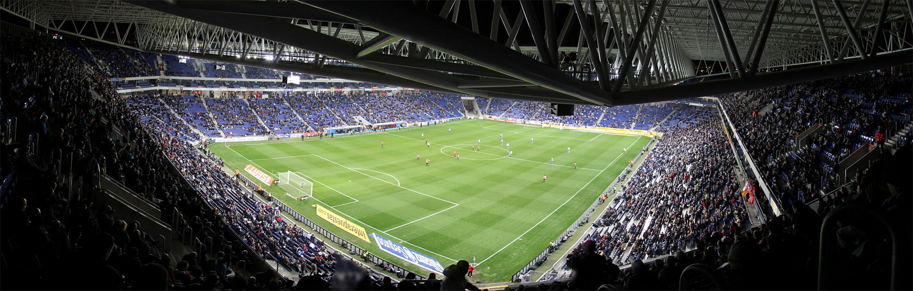 Fotos estadio rcd espanyol 93
