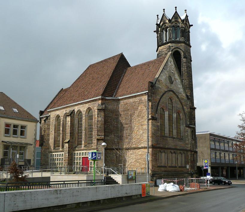 Ev Kirche Hannover